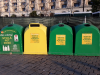 Waste management strategies in big events